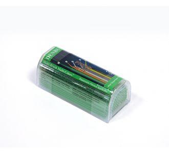 Аппликаторы Denbur Multi-Brush Small зеленые, запасной блок 100шт