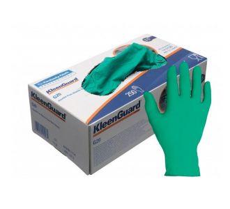 Перчатки нитриловые зеленые, XL, 250 шт, Kimberly-Clark KLEENGUARD G20 Atlantic Green