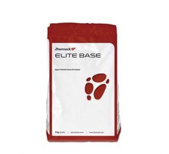 Гипс Zhermack Elite Base 4 класс 3кг серый С410440