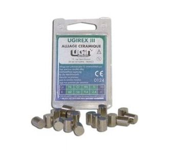 Сплав  Ugin Ugirex III для облицовки керамикой, 1кг