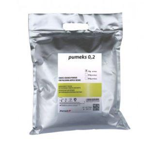 Порошок полировочный Pumeks 0,2 натуральный, крупнозернистый, 3кг, Zhermapol
