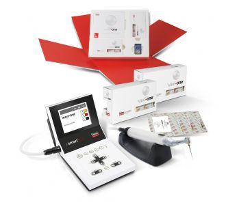 Эндодонтический аппарат Maillefer X-Smart Plus Protaper Kit с инструментами A103520000000