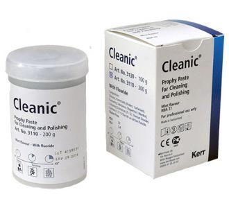 Kerr Cleanic паста для чистки и полировки в картридже без фтора